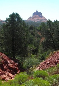 trail to bell rock