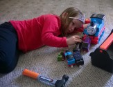 Tools, trains, and tiaras