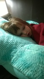 Sick with strep after playing at Pump it Up, of course