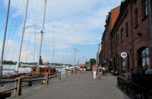 Helsinki city streets 4