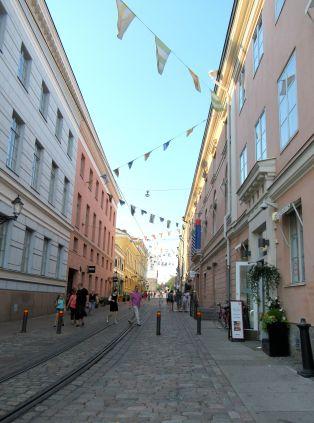 Helsinki city streets 5