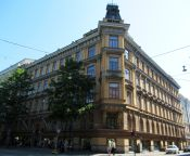Helsinki city streets