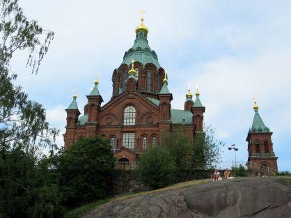 Uspenski Cathedral Helsinki 1